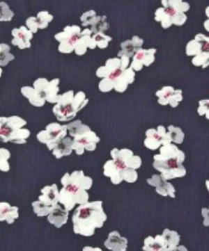 Floral Polyester
