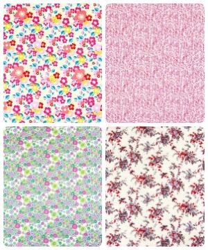 LIBERTY Kingly Cotton Cord Fabric