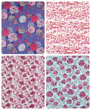 LIBERTY Jersey Fabric