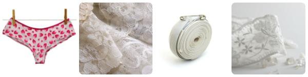 Transform a Silk Scarf into Lingerie