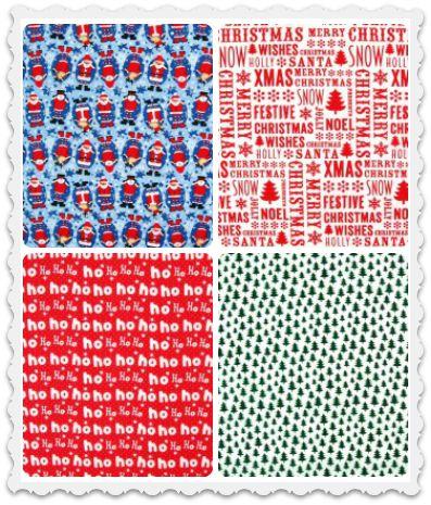 NEW Christmas Fabrics