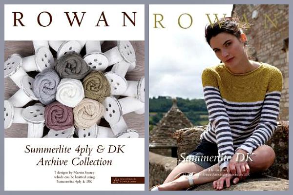 NEW! Rowan Summerlite DK Yarn now available at Mostyn