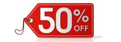 50% OFF Kwik Sew Sewing Patterns