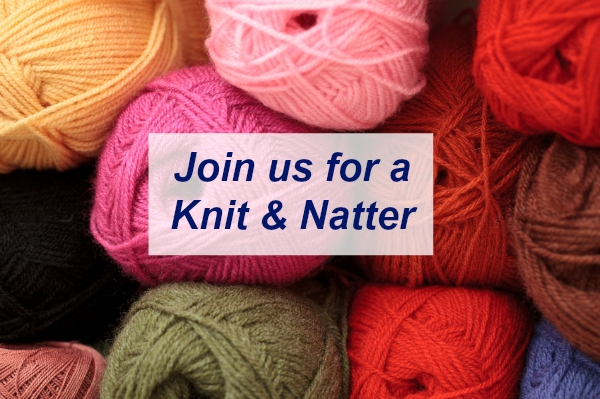 Join us for a Crafternoon on Wednesday 14th March at Mostyn