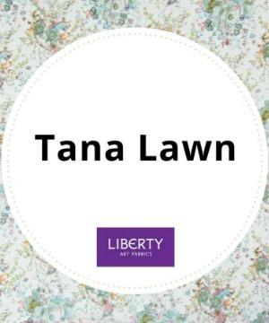 LIBERTY Tana Lawn Fabric