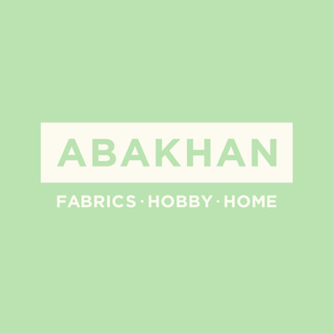 Light Blue Poly Cotton Fabric 112cm - Abakhan