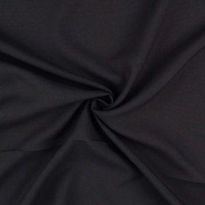 Bi Stretch Crease Resistant Fabric 33 Dark Grey 150cm