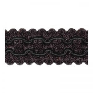 Vienna Braid 16 Black 20mm