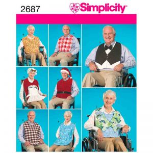Simplicity Sewing Pattern Crafts ONE SIZE