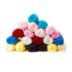 James C Brett Toyball Knitting Yarns Assorted 500g