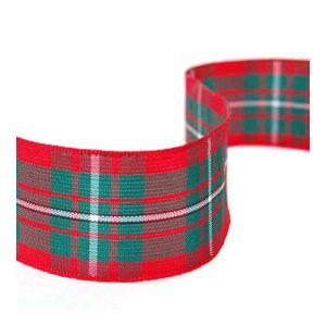 Tartan Ribbon 4 Macgreggor 25mm