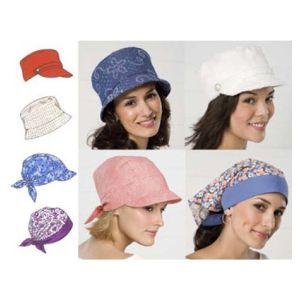 Kwik Sew Sewing Pattern Misses' Headgear/K3481/One Size