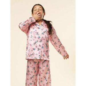 Kwik Sew Sewing Pattern Unisex Boy Girl Sleep And Lounge/K3604/Age 4-14
