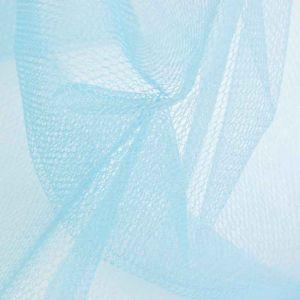 Stiff Tulle Dressmaking Fabric Powder 150cm