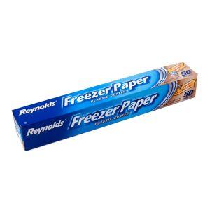 Reynolds Plastic Coated Freezer Paper