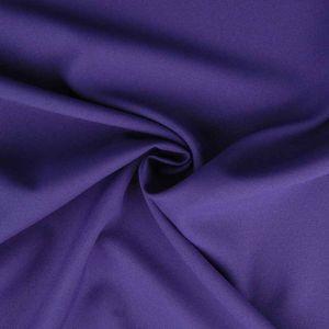 Bi Stretch Crease Resistant Fabric 29 Violet 150cm