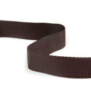 Polypropylene Webbing Tape Brown 4343 30mm