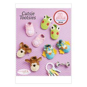 Kwik Sew Sewing Pattern Babies Accessories/K0170/One Size