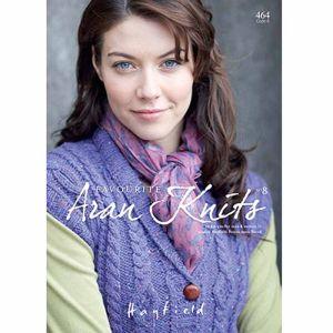 Hayfield Bonus Aran Tweed Knits No.8 Book (12 Patterns) 464