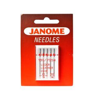 Janome Leather Needles 11 14