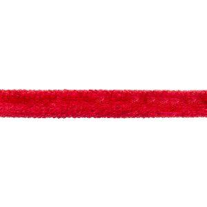 Velvet Cord Red 5mm