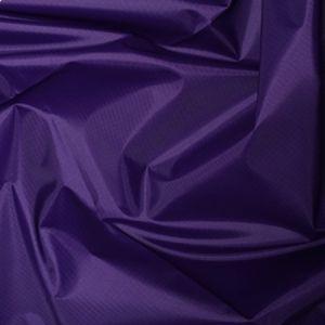Polyester Rip Stop Fabric Purple 150cm