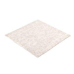 Felt Square g0 Beige 30.5cm x 30.5cm x 1mm