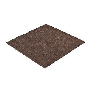 Felt Square g4 Walnut 30.5cm x 30.5cm x 1mm