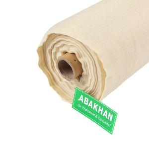 Budget Felt 10mt Roll of Fabric Cream 90cm x 1mm