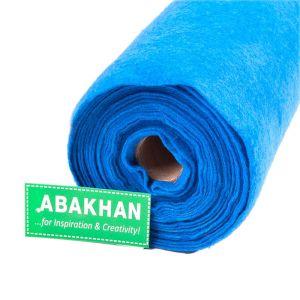 Budget Felt 10mt Roll of Fabric Royal 90cm x 1mm