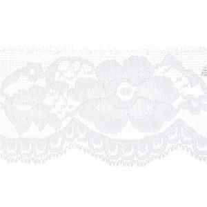 Stretch Lace White 58mm