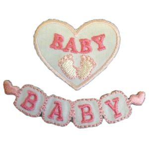 Baby Blocks Motif Code B