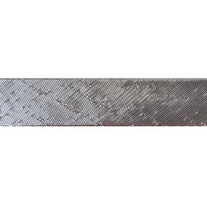 Metallic Bias Binding Silver 15mm