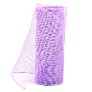 Deco Mesh Lavender 45 25cm