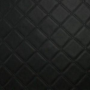 Trellis Vinyl Black 140cm