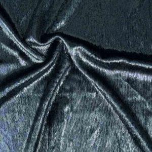 Metallic Velvet Fabric 7 Silver 135cm