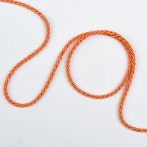 Twisted Rayon Cord 69 Orange 4mm