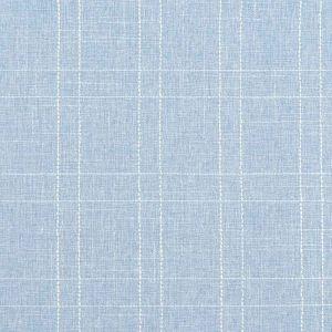 Stitch Check Spandex Fabric 3 Light Blue 145cm