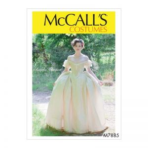 McCalls Sewing Pattern Misses Costume M7885A5 6-14