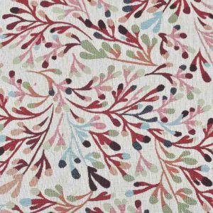 Aurora Tapestry Furnishing Fabric 0 Cream Multi 140cm