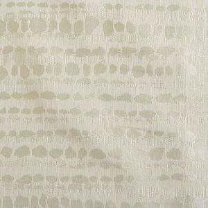 Stem Jacquard Furnishing Fabric 21608 Cream 140cm