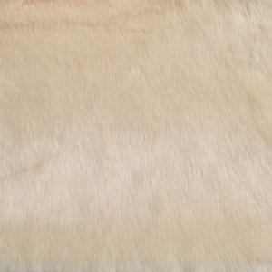Hi Pile Faux Fur Fabric Pale Peach 150cm