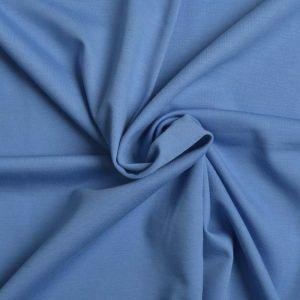 Premium Midweight Roma Knit Fabric 9 Blue 150cm