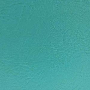 Fire Retardent Vinyl Leatherette Fabric Teal 140cm