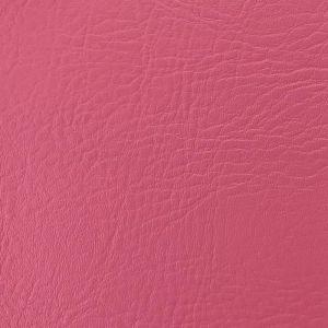 Fire Retardent Vinyl Leatherette Fabric Cerise 140cm