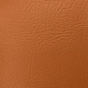 Fire Retardent Vinyl Leatherette Fabric Tan 140cm