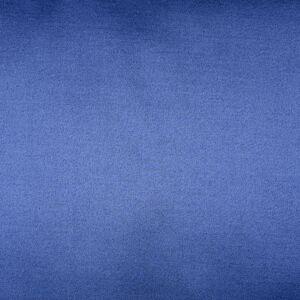 Plain Satin Curtain Fabric Navy 140cm