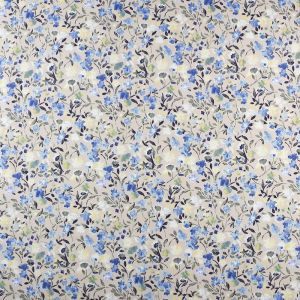 Floral Bouquet Print Polyester Fabric Pink 150cm