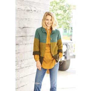 Stylecraft Highland Heathers Cardis Pattern 9795 32-34 - 48-50