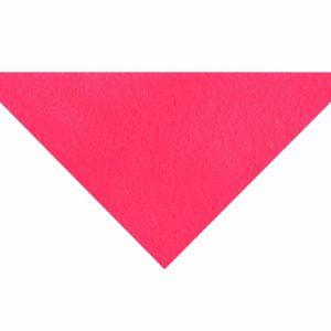 """Neon Felt Sheet Fluorescent Pink 23cm x 30cm 9"""" x 12"""""""
